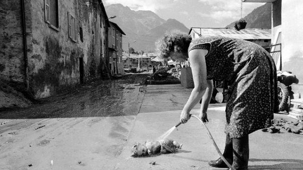 Valtellina, 30 anni fa l'alluvione