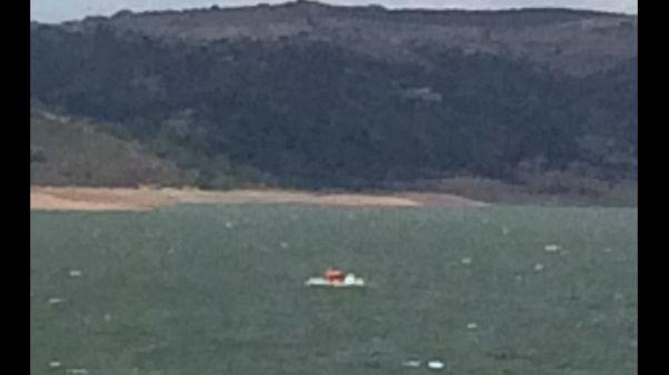 Terzo cadavere trovato in lago Sardegna