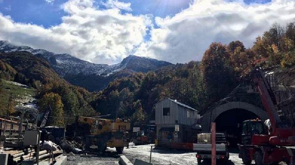 Provincia Cuneo, riaprire cantiere Tenda