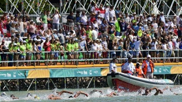 Mondiali nuoto, Wertmann oro 10 km fondo