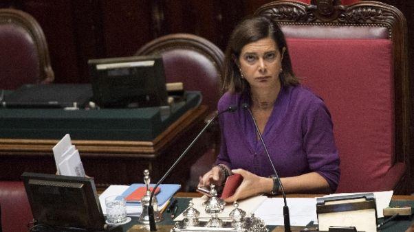Vitalizi: Boldrini, ok a contributivo