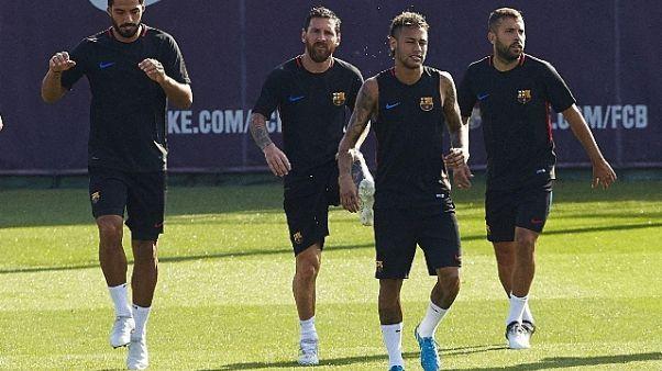 Barcellona, Neymar non se ne andrà