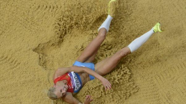 Dopage: la Russe Chernova reste suspendue