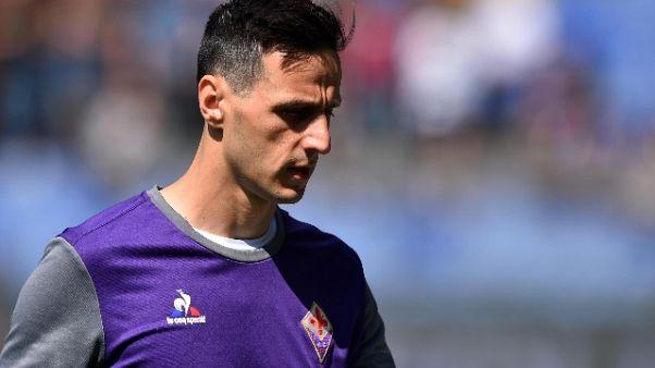 Fiorentina: Kalinic atteso in ritiro