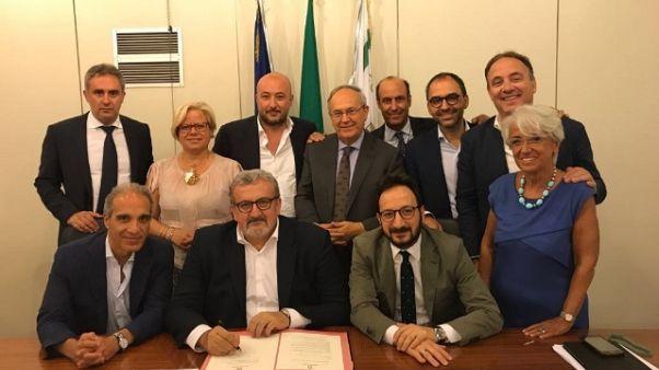 Giunta Puglia:rimpasto,3 nuovi assessori