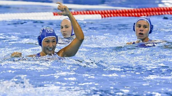 Mondiali nuoto: Setterosa batte Brasile