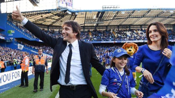 Chelsea e Conte, insieme fino al 2021