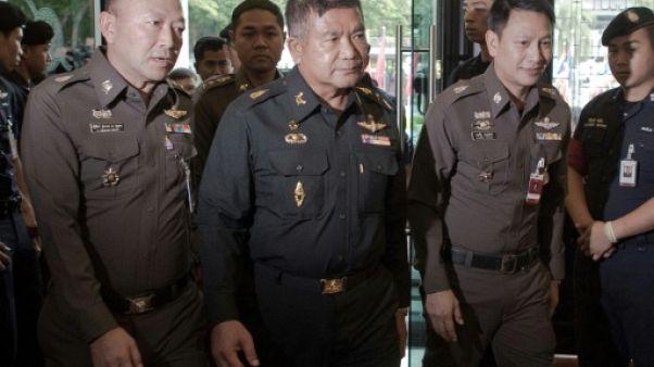Thaïlande: un haut gradé de l'armée condamné pour traite d'être humains