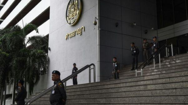 Thaïlande: premières condamnations dans un immense procès de traite d'êtres humains