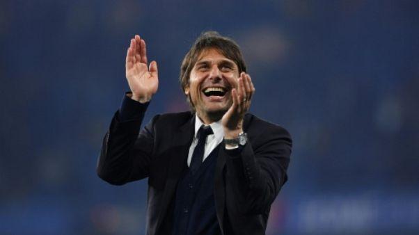 Angleterre: Conte revalorise ses deux ans de contrat avec Chelsea