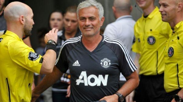 """Manchester United: Mourinho """"prêt"""" à rester 15 ans, dans la lignée de Ferguson"""