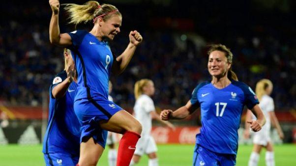 Beau score d'audience pour la victoire des Bleues sur France 2