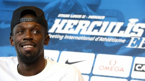 Bolt, Montecarlo poi addio con Mondiali