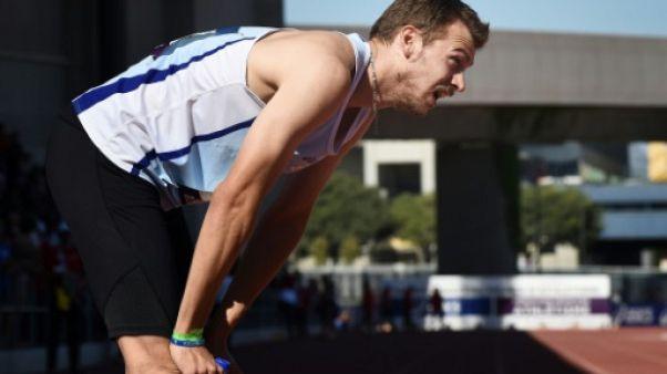 Athlétisme: forfait de Lemaitre sur 100 m à Monaco