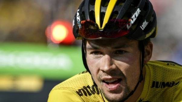 Tour de France: Roglic, le Slovène volant
