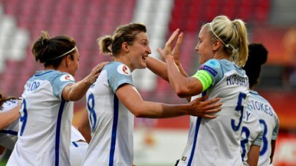 Euro: l'Angleterre cartonne, l'Espagne gagne aussi