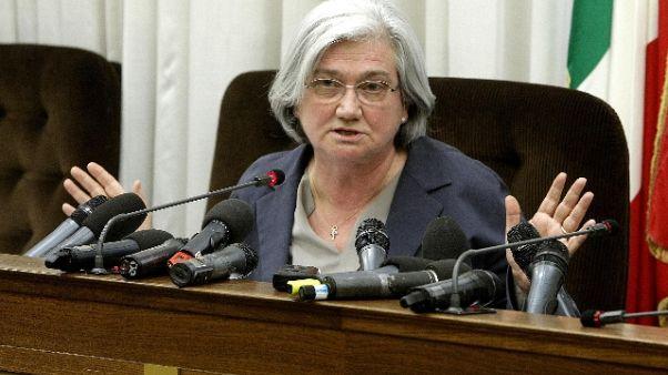 Borsellino: Bindi, cercheremo verità