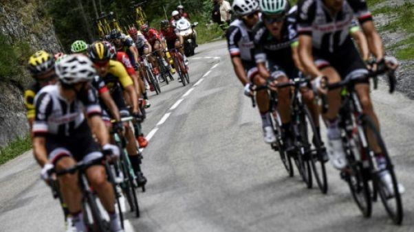 Tour de France: l'Izoard pour sommet