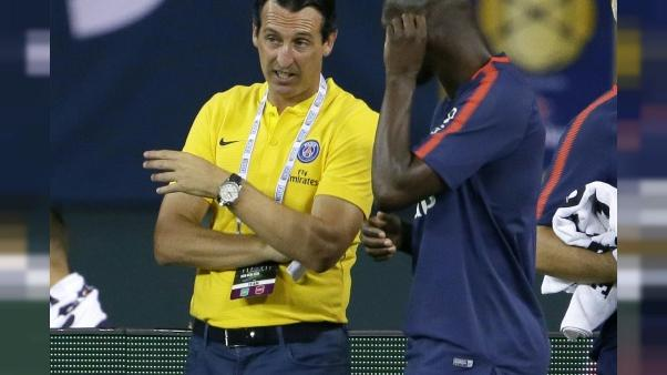 """Emery: """"Le PSG doit avoir un joueur du top 5 mondial"""""""