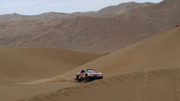 Rallye-raid Silk Way: la 12e étape à Lavieille, Despres toujours 1er