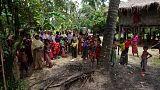 Myanmar sees insurgents behind Rohingya killings in northwest