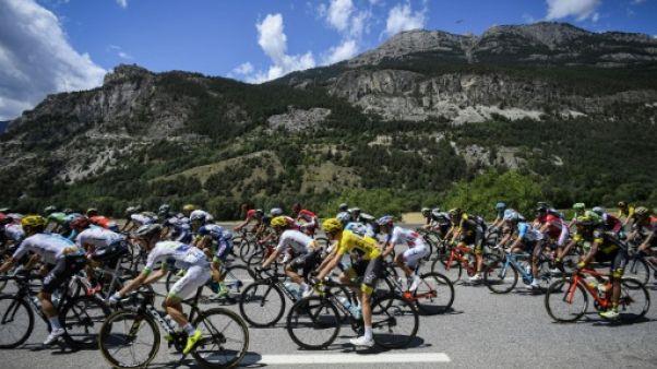 Tour de France: à l'assaut de l'Izoard