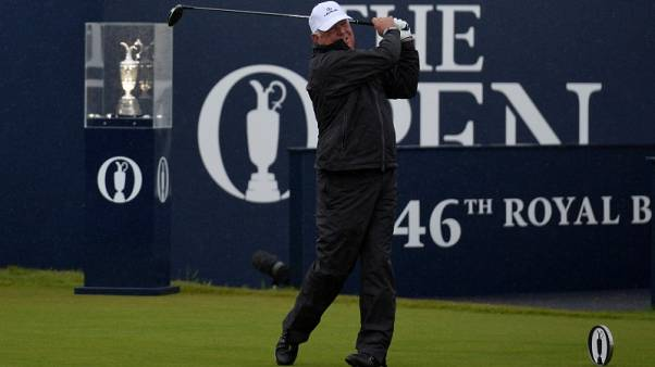 O'Meara's farewell to Birkdale is a round to forget