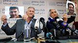Parents of kidnapped U.S. journalist Tice renew plea for release