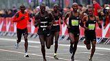 Kipchoge returns to the road at Berlin Marathon