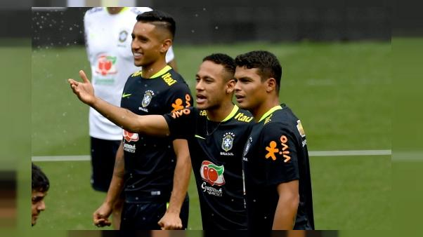 "Transfert: Thiago Silva a ""liké"" Neymar sous le maillot du PSG"