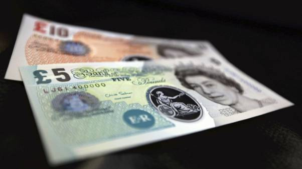 Sterling skids to eight-month low against rallying euro