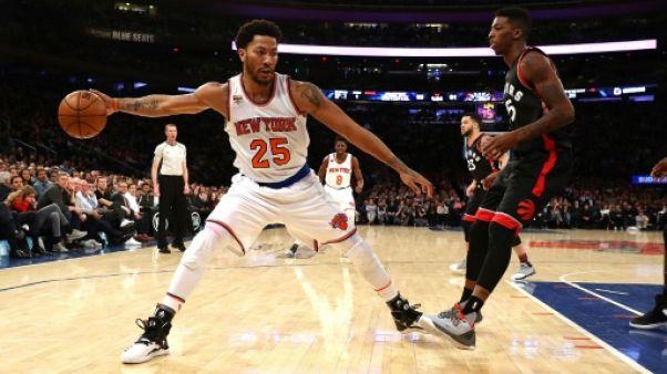 NBA: Cleveland en négociations avec Derrick Rose