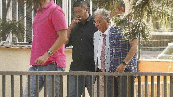 Spagna: convalidato l'arresto di Villar