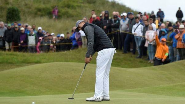 Golf: 3 Américains en tête au 1er tour du British Open