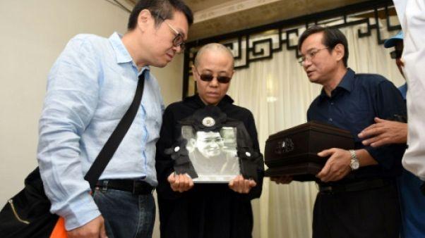 Un responsable de l'ONU veut faire pression sur Pékin pour la veuve de Liu Xiaobo