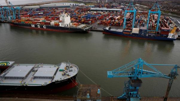 Nearly half of UK exporters yet to do Brexit rethink - survey