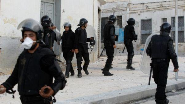 Maroc: des dizaines de blessés après des heurts entre forces de l'ordre et manifestants