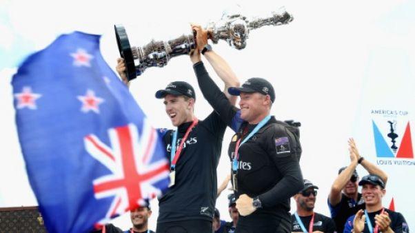 Voile: la 36e Coupe de l'America, sans doute en 2021 à Auckland