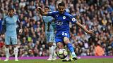 Leicester knock back Roma bid for Mahrez