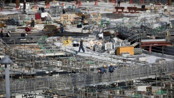 A trois ans des JO, Tokyo veut conjurer le spectre d'un méga-séisme