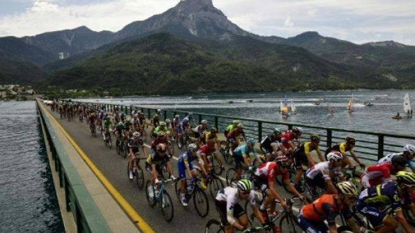 Tour de France: la 19e étape vers la Méditerranée, avant le contre-la-montre