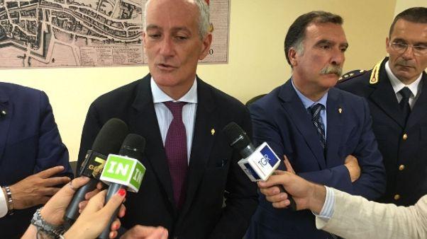 Gabrielli, media poliziotti 49-52 anni