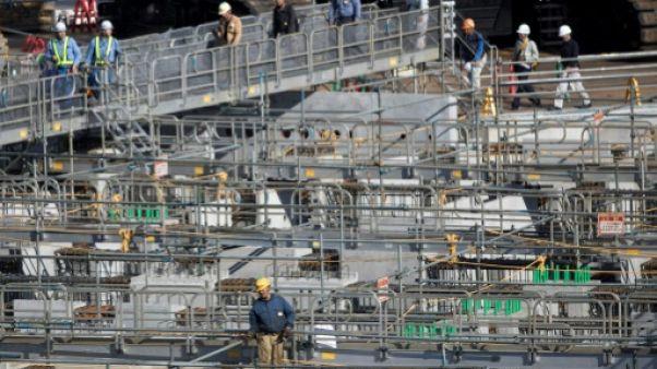 Stade des JO de Tokyo 2020: un ouvrier surmené se suicide