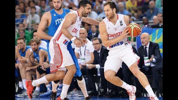 Basket: Gallinari,a Europei per medaglia