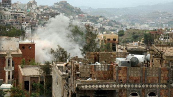 L'ONU accuse la coalition arabe d'être responsable du raid aérien au Yémen