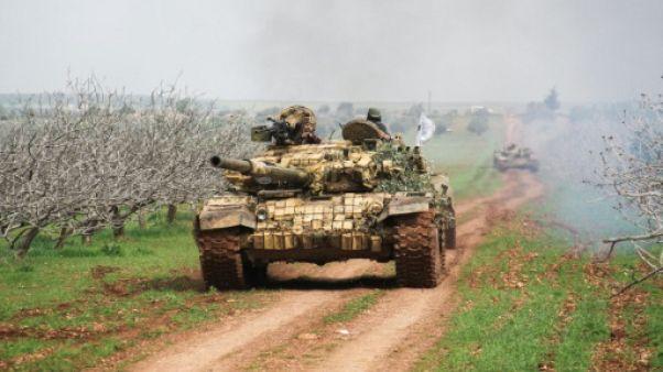 Accord de trêve entre rebelles et jihadistes dans le nord-ouest de la Syrie