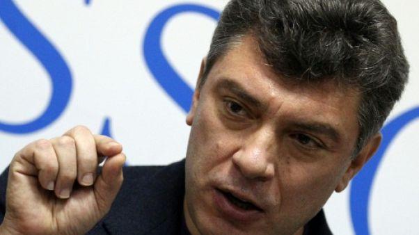 Meurtre de l'opposant russe Nemtsov: la famille fait appel du jugement