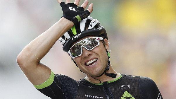 Tour: Boasson Hagen vince la 19/a tappa