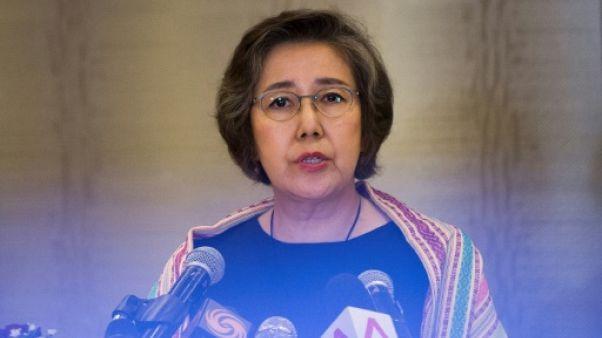 """Le gouvernement birman use des """"mêmes techniques"""" de répression que la junte"""