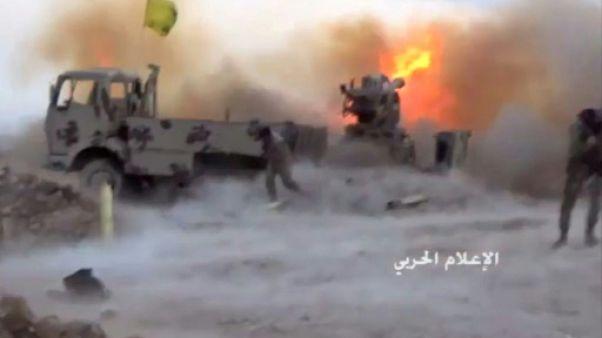 Liban: le Hezbollah lance une opération à la frontière syrienne